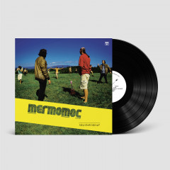 """Mermomoc — Kde je člověk, když spí? (černý vinyl 12"""")"""